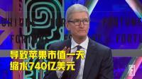 苹果和库克被起诉!被指隐瞒iPhone需求下滑,尤其是中国市场