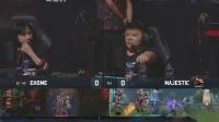 EHOME vs Majestic DOTA2 PIT Minor 小组赛 bo3 第一场 4.23