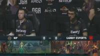 Gamebit vs NIP DOTA2 PIT Minor 小组赛 bo3 第一场 4.23