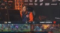 RNG vs Gambit DOTA2 PIT Minor 小组赛 bo3 第三场 4.24