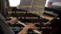 Harpsichord tuning 17th-Century regular...morphed to Bach's