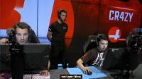 FNATIC vs CR4ZY SLI欧洲区Minor BO3 第二场 7.20
