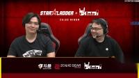 Syman vs DreamEaters SLI独联体区Minor BO3 第二场 7.28