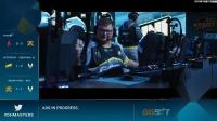 Fnatic vs Vitality Dreamhack马尔默大师赛总决赛 BO3 第三场 10.6