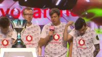MOUZ夺冠捧杯 CSGO亚洲邀请赛决赛 BO3 11.24