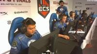 Liquid vs EG ECS S8 线下总决赛 BO3 第二场 11.28