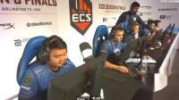 EG vs NIP ECS S8 线下总决赛 BO3 第二场 11.29