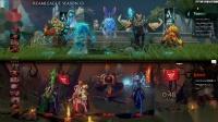 EHOME vs Aster DreamleagueS13 中国区预选赛淘汰赛 BO3 第二场 12.3