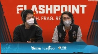FPX vs MAD Lions Flash Point第一賽季BO3 第二場 4.10