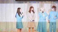 130118 BUZZAP!新CM发表 前田敦子「学割メガネ」をかけるゴールデンボンバーと樹木希林