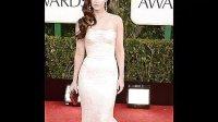 2013第70届美国好莱坞金球奖颁奖典礼红毯(女明星)