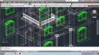 CAD农民房建筑制图8