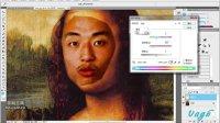 [PS]余哥教你PS(4)PhotoShop CS5的换脸恶搞和脸部美化