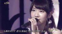 板野友美/高橋みなみ/柏木由紀/渡辺麻友 (AKB48)  音楽の日