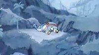 经典怀旧动画《时间飞船》第一集