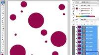 [PS]PhotoShop平面构成系列讲座视频02:矢量图层与点的变化