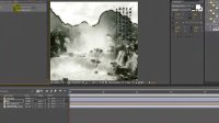 CG天下sellen原创录制-AE水墨画效果中文视频教程.mp4