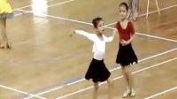 广西第十七届国标舞大赛6--7岁女子双人拉丁舞比赛