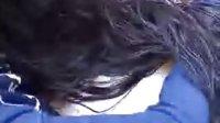 玩发,美女玩头发,玩长发