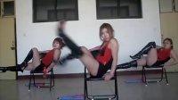 平顶山华尔街钢管舞(伞舞椅子舞)