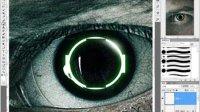 PS教程每日一教PS打造机械眼睛