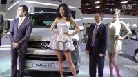 2012台北国际车展Nutzfahrzeuge模特【华天传媒】