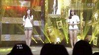 韓國SBS電視台人氣歌謠 第662期 120304