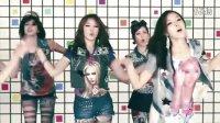 mv】韩国百变美女团体 T-ara 翻唱.单曲:旋转(官方_高清版) 《莫语奈何》 全文