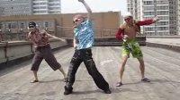 一秒戳中笑点的舞蹈 12