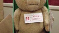 原版TED熊 R-rated 美国直邮 Jay代购