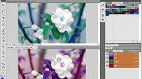 [PS]photoshop视频教程:合并通道操作和案例