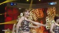 韩国美女组合Gangkiz- MAMA 热舞现场华丽黑装版