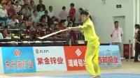 2014年全国武术套路锦标赛(男子)棍术 007 孟必发(上海)