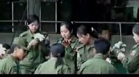果敢讲汉语的女兵