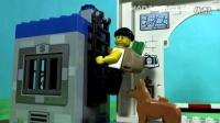 LEGO 乐高 小拼砌师系列 警察大追捕 10675