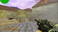 【CS】经典POV  oXmoze.mSx vs vitriolic de_inferno GameGune2009