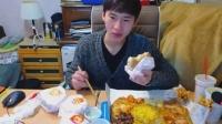 棒!去年的奔驰哥是什么样子?14年4月1日视频——最全吃播微信:cnzdch大胃王,吃货,吃饭直播,美食人生美食视频,大吃货,爱美食