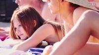 沙滩女郎冲浪诱惑 H&M演绎夏日激情[高清]