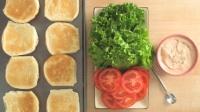 [菜鸟变大厨]墨西哥风味牛肉芝士汉堡 Start Cooking - Tex-Mex Cheeseburgers