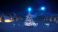 JR044-圣诞节开场片头 新年快乐魔术粒子动画AE模板