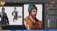 【PS教程】名动漫原画人体CG之-进阶技法09《种族设计04》