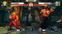 视频: KF2015 USF4 WTQ8 Dudebag (Ken) vs FA Ryan Hart (Sagat)