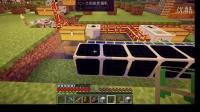 负豪渣我的世界《单机工业多模组生存》Minecraft蒸馏水与超频ep14