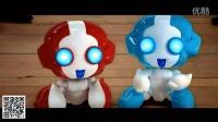 机器人爱的结晶——小小强、小小奀《澳门风云3》高清版   瓜娃子