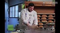 面包师用真金做原料 烤制全球最贵黄金面包