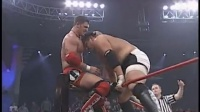 TNA Sacrifice 2005:萨摩亚乔vsAJ斯泰尔斯