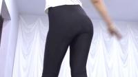 【秀舞时代 小星星】蔡妍 两个人 舞蹈 2 背面 电脑版  紧身牛仔短裤 热舞