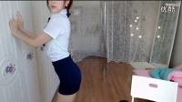 【乐翼热舞】韩国女主播真空闪现热舞福利 性感美女热舞自拍50