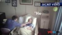 爸爸总是偷偷哭泣 女儿看监视器竟发现骇人画面