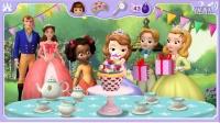 137 苏菲亚的魔法屋☂制作冰淇淋☂玩游戏做蛋糕☂儿童过家家亲子趣味小游戏☂